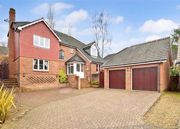 Thumbnail 5 bed detached house for sale in Cronks Hill Road, Redhill, Surrey