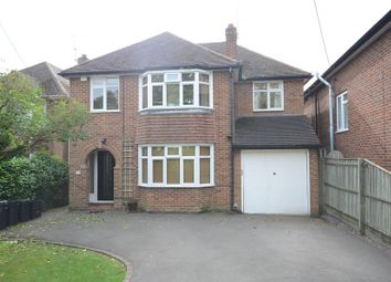 Thumbnail 4 bedroom detached house to rent in Silverdale Road, Earley, Reading