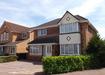 Thumbnail 4 bed detached house for sale in Coltsfoot, Biggleswade, Bedfordshire