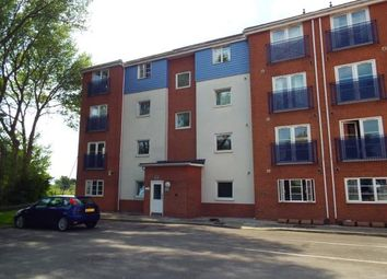Thumbnail 2 bed flat for sale in Gilbert House, Old Coach Road, Runcorn, Cheshire