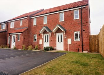 Thumbnail 2 bed town house for sale in Avalon Gardens, Harworth, Doncaster