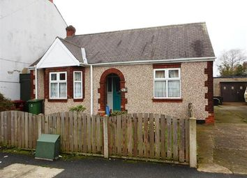Thumbnail Detached bungalow for sale in Lindley Street, Scunthorpe