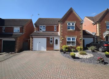 Thumbnail 4 bed detached house for sale in Dunn Close, Hadleigh, Ipswich