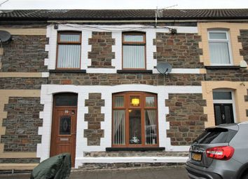 Thumbnail Terraced house for sale in Primrose Terrace, Porth