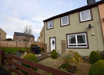 Thumbnail 3 bed semi-detached house for sale in Eildon Road, Hawick