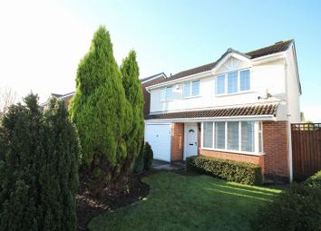 Thumbnail 4 bed detached house for sale in Warren Close, Bradley Stoke, Bristol