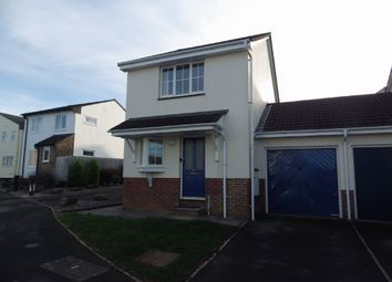 Thumbnail 2 bed link-detached house to rent in Barton Meadow Road, High Bickington, Umberleigh