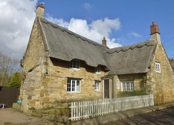Thumbnail 4 bed cottage for sale in Station Road, Gretton, Corby