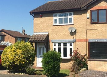 Thumbnail 2 bed semi-detached house to rent in Briar Lea, Worksop, Nottinghamshire