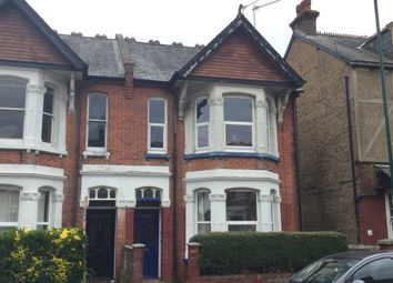 Thumbnail 2 bed flat for sale in Canada Grove, Bognor Regis