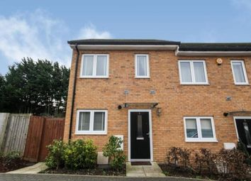 2 bed end terrace house for sale in Clarence Gardens, Luton, Bedfordshire LU1