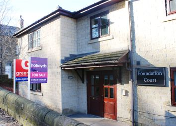 Thumbnail 1 bed flat for sale in Foundation House, Halifax Road, Keighley