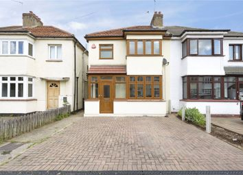 Thumbnail 3 bedroom semi-detached house for sale in Hayburn Way, Hornchurch