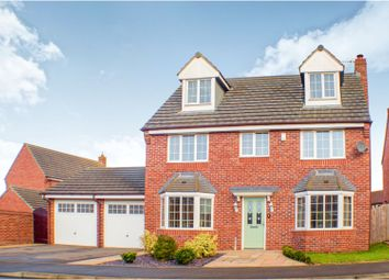 Thumbnail 5 bed detached house for sale in King Oswald Road, Epworth, Doncaster