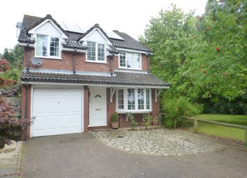 Thumbnail 4 bed detached house for sale in Cavalier Close, Thorpe St. Andrew, Norwich