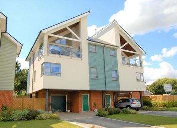 Thumbnail 4 bed semi-detached house for sale in Moncrieff Gardens, Hythe
