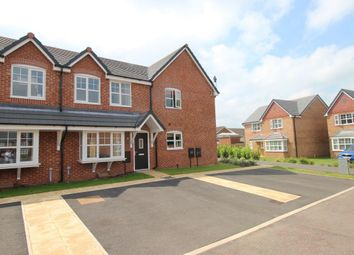Thumbnail 3 bed semi-detached house for sale in Irelands Croft Close, Sandbach