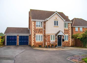 Thumbnail 4 bed detached house for sale in The Mead, Dunmow