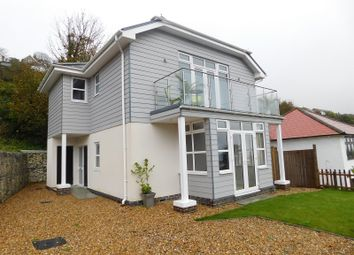 Thumbnail 4 bed property for sale in Gills Cliff Road, Ventnor, Isle Of Wight.