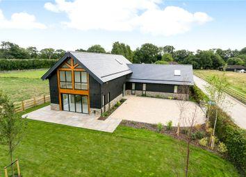 Redling Drive, Long Lane, Bovingdon, Hemel Hempstead HP3. 4 bed detached house