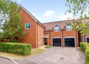 Thumbnail 5 bed detached house to rent in Hermitage, Thatcham, Berkshire