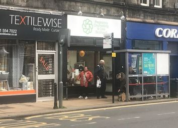 Thumbnail Retail premises for sale in Great Junction Street, Edinburgh