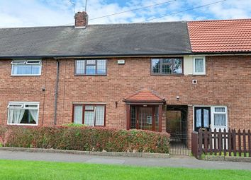 Thumbnail 3 bedroom terraced house for sale in Brent Avenue, Hull