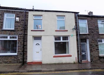 Thumbnail 3 bed terraced house for sale in Horeb Street, Treorchy, Rhondda Cynon Taff.