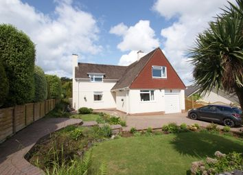 Thumbnail 4 bed detached house for sale in Hookhills Drive, Paignton