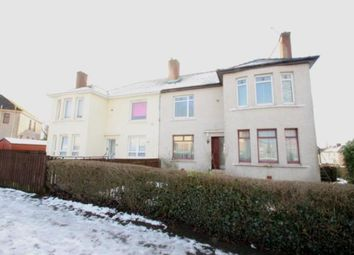 Thumbnail 3 bed flat for sale in Gelston Street, Sandyhills, Glasgow