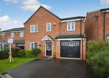 Thumbnail 4 bedroom detached house for sale in 5 Primrose Close, Preston