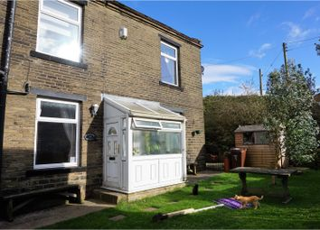 Thumbnail 4 bed semi-detached house for sale in Back Heights Road, Thornton