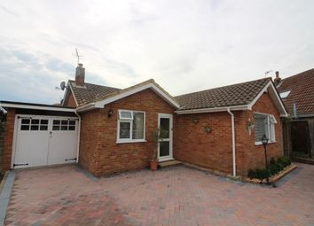 Thumbnail 3 bed detached bungalow for sale in Alfriston Close, Broadwater, Worthing