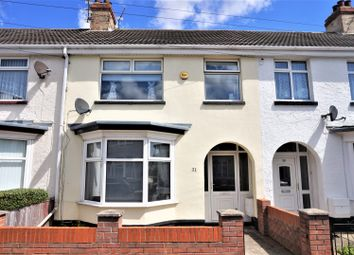 Thumbnail 3 bed terraced house for sale in Oliver Street, Cleethorpes
