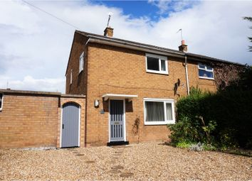 Thumbnail 3 bed semi-detached house for sale in Melrose Avenue, Chester