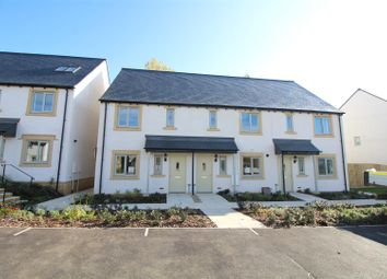 Thumbnail 2 bedroom end terrace house for sale in Sandlin Close, Toddington, Cheltenham