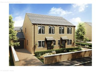 Thumbnail 3 bed semi-detached house for sale in Plot 8, Stocksmead, Cross Lane