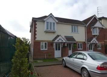 Thumbnail 2 bed end terrace house to rent in Henley Court, Gainsborough