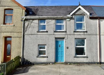 Thumbnail 2 bed terraced house for sale in Llandeilo Road, Gorslas, Llanelli