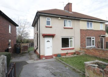 Thumbnail 3 bed semi-detached house to rent in 63 Goldsmith Road, Herringthorpe, Rotherham
