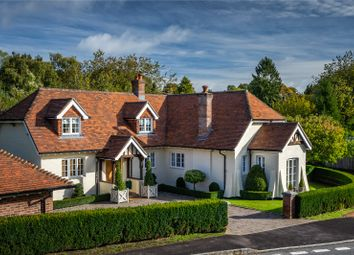 Thumbnail 4 bed detached house for sale in Station Hill, Itchen Abbas, Winchester, Hampshire