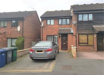 Thumbnail 3 bed terraced house to rent in Rowlands Close, Mill Hill