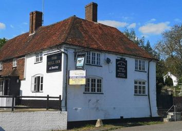 Thumbnail Leisure/hospitality for sale in The Bull Inn, Alton Road, Bentley