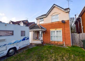 Thumbnail 3 bed detached house for sale in Lindisfarne Avenue, Stanney Oaks, Ellesmere Port