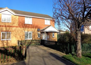 Thumbnail 2 bed semi-detached house for sale in Newton Road, Cheltenham, Gloucestershire