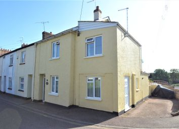 New Street, Cullompton, Devon EX15. 3 bed terraced house