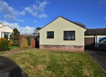 Thumbnail 2 bedroom bungalow to rent in Fernworthy Gardens, Copplestone, Crediton, Devon