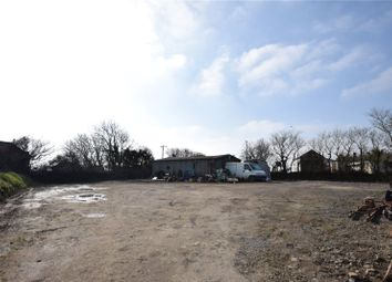 Thumbnail Land for sale in Penstowe Road, Kilkhampton, Bude