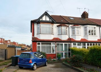 Thumbnail 4 bed end terrace house for sale in Firs Lane, Palmers Green, London