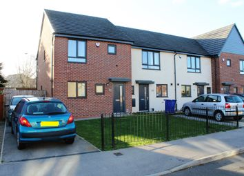 Thumbnail 3 bed town house for sale in Kirkstall Road, New Lodge, Barnsley